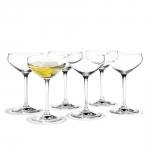 Holmegaard PERFECTION Kieliszki Koktajlowe do Martini 290 ml
