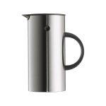 Stelton CLASSIC Zaparzacz Tłokowy do Kawy typu French Press - Stalowy