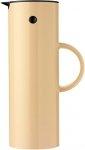 Stelton EM77 Termos Stołowy - Dzbanek Termiczny 1 l - Żółty Pastelowy (Sand)