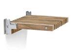 Skagerak CUTTER Składane Krzesło Ścienne - Drewno Tekowe