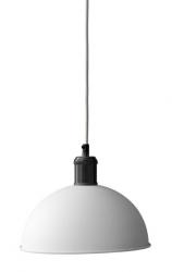 Menu HUBERT Lampa Wisząca 24 cm Szara