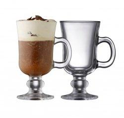Lyngby Glass COFFEE Szklanki do Kawy 230 ml 2 Szt.