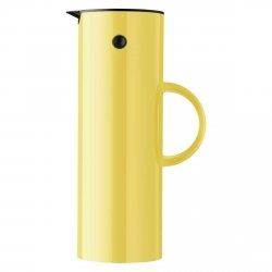 Stelton EM77 Termos Stołowy - Dzbanek Termiczny 1 l - Żółty Lemon