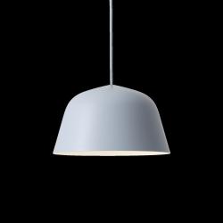 Muuto AMBIT Lampa Wisząca 25 cm Niebieska Light Blue