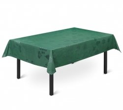 Rosendahl NATALE Obrus Świąteczny 150x270 cm Zielony