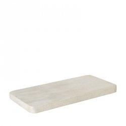 Blomus OMEO Kamienna Deska 12x24 cm Sandstone