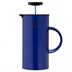 Stelton CLASSIC Zaparzacz Tłokowy do Kawy typu French Press - Granatowy