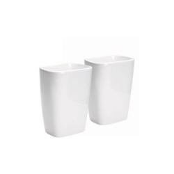 Stelton 21st Porcelanowe Kubki Termiczne - Termokubki 0,2 l