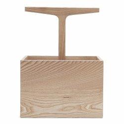 Ro Collection TOOLBOX NO. 5 Organizer Drewniany - Naturalny