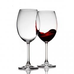 Bitz GLASS Kieliszki do Czerwonego Wina 580 ml