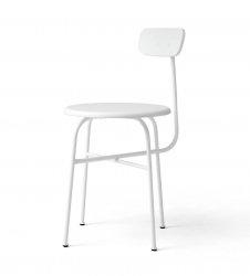 Menu AFTEROOM Krzesło 4 Nogi - Białe