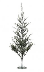 House Doctor CHRISTMAS Choinka - Sztuczne Drzewko Świąteczne z Lampkami LED - 180 cm
