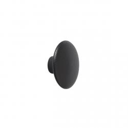 Muuto DOTS Wieszak Drewniany XS - 6.5 cm Czarny