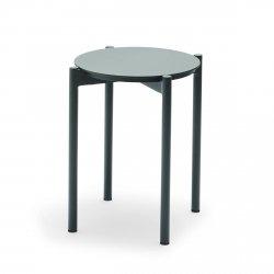 Skagerak PICNIC Stołek Aluminiowy - Zielony
