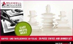 East Meets West - Zestaw Obiadowo-Kawowy dla 6 Osób