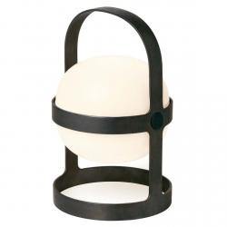 Rosendahl SOFT Lampa Solarna 18,5 cm Czarna