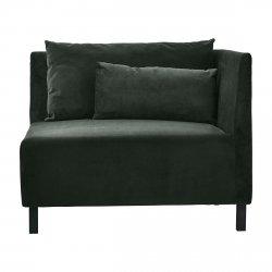 House Doctor BOX Sofa Modułowa Narożna - Ciemnozielona (Beluga Green)