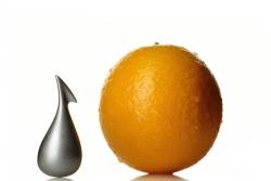Alessi APOSTROPHE Obieraczka do Pomarańczy/Cytrusów