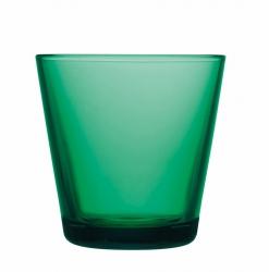 Iittala KARTIO Szklanki 210 ml 2 Szt. - Emerald