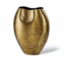 Philippi EARTH Wazon do Kwiatów - Złoty