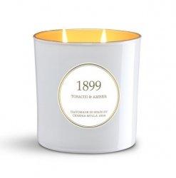 Cereria Molla BOUTIQUE Świeca Zapachowa XL 600 gr. Tobacco & Amber