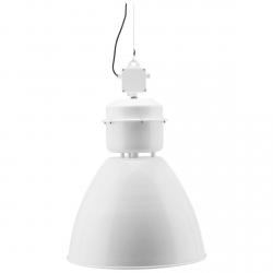 House Doctor VOLUMEN Lampa Wisząca 54 cm w Industrialnym Stylu - Biała