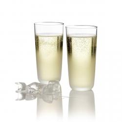 Stelton FROST Szklanki do Wody 235 ml