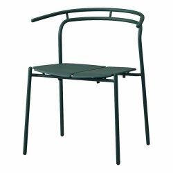 Aytm NOVO Krzesło Stalowe - Forest