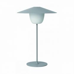 Blomus ANI Bezprzewodowa Lampa LED 2w1 Stołowa/Wisząca 49 cm Satelite