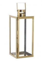 A Simple Mess SKARV Lampion 45 cm Złoty