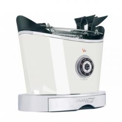 Casa Bugatti VOLO INDIVIDUAL Toster - Swarovski - Biały