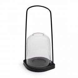 Skagerak BELL Świecznik - Lampion 60 cm Antracytowy