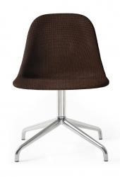 Menu HARBOUR SIDE Krzesło Obrotowe - Rama Aluminium - Siedzisko Tapicerowane - Tkanina Kvadrat Colline 568