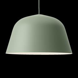 Muuto AMBIT Lampa Wisząca 55 cm Zielona Dusty Green