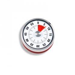 Ade KITCHEN Minutnik z Magnesem 8 cm Czerwony