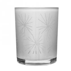 Sagaform WINTER Świecznik Tealight - Biały