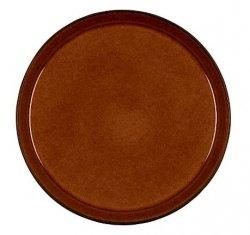 Bitz GASTRO Talerz Obiadowy 27 cm 6 Szt. Czarny - Środek Amber