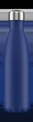 Chilly's MATTE Stalowa Butelka Termiczna 500 ml Granatowa