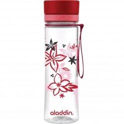 Aladdin AVEO Butelka do Wody 0,6 l Czerwona