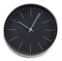 Scandinavia LIVING Zegar Ścienny 30 cm Czarny