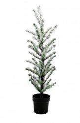 House Doctor CHRISTMAS Choinka - Sztuczne Drzewko Świąteczne z Lampkami LED - 100 cm