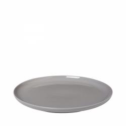 Blomus RO Talerz Obiadowy 27 cm Szary Mourning Dove