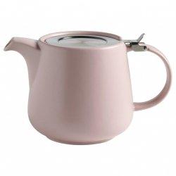 Maxwell Williams TINT Dzbanek do Herbaty z Zaparzaczem 1200 ml Różowy