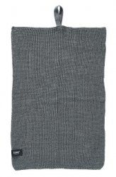 ZONE Denmark KITCHEN Ścierka - Ręcznik Kuchenny 50x38 cm Antracytowy