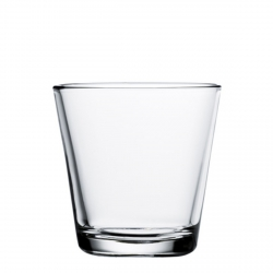 Iittala KARTIO Szklanki 210 ml 2 Szt. - Przezroczyste