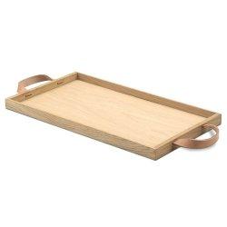 Skagerak NORR Taca do Serwowania Duża - Drewno Naturalne
