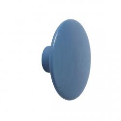 Muuto DOTS Wieszak Drewniany S - 9 cm Niebieski Pale Blue