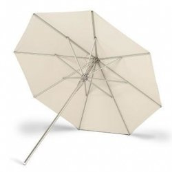 Skagerak MESSINA Parasol Ogrodowy 270 cm - Aluminium