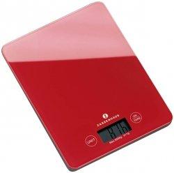 Zassenhaus - Elektroniczna Cyfrowa Waga Kuchenna - Czerwona