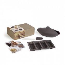 Lekue BREAD MAKER Zestaw do Wypieku Chleba Rzemieślniczego - Forma + Akcesoria